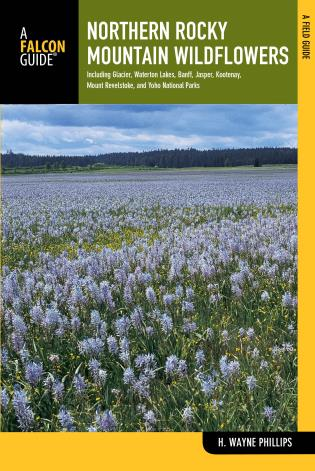 Cover image for the book Northern Rocky Mountain Wildflowers: Including Glacier, Waterton Lakes, Banff, Jasper, Kootenay, Mount Revelstoke, And Yoho National Parks, Second Edition
