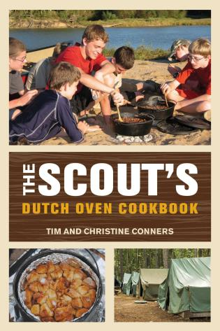 Cover image for the book Scout's Dutch Oven Cookbook