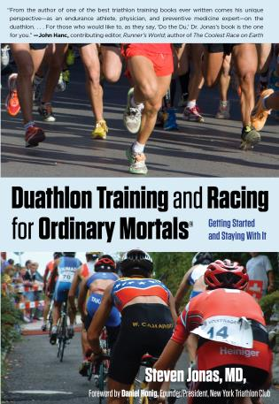 Cover image for the book Duathlon Training and Racing for Ordinary Mortals (R): Getting Started And Staying With It