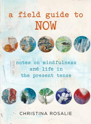 Cover image for the book Field Guide to Now: Notes On Mindfulness And Life In The Present Tense, First Edition