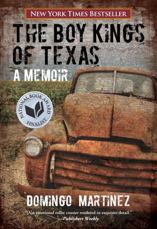 Cover image for the book Boy Kings of Texas: A Memoir