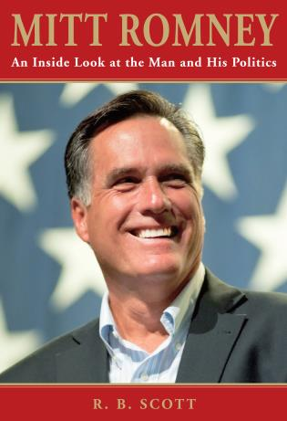 Cover image for the book Mitt Romney: An Inside Look At The Man And His Politics