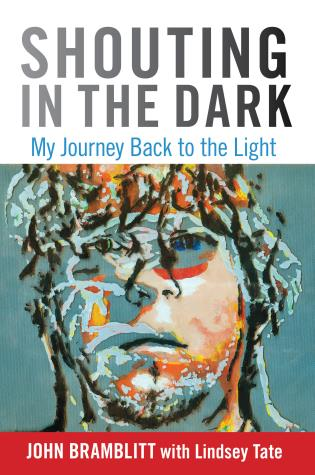 Cover image for the book Shouting in the Dark: My Journey Back To The Light