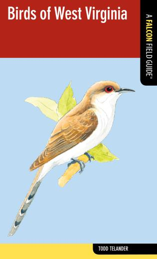 Cover image for the book Birds of West Virginia, First Edition