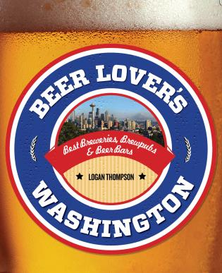 Cover image for the book Beer Lover's Washington, First Edition