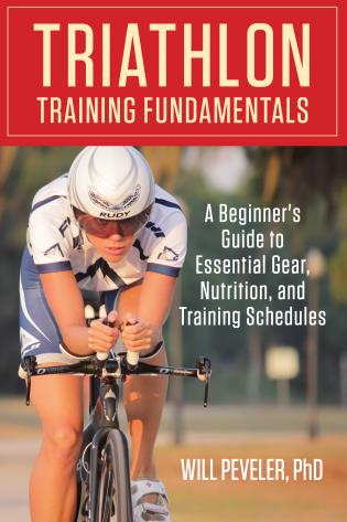 Cover image for the book Triathlon Training Fundamentals: A Beginner's Guide To Essential Gear, Nutrition, And Training Schedules