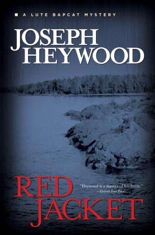 Cover image for the book Red Jacket: A Lute Bapcat Mystery