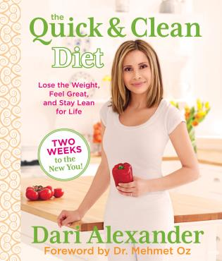 Cover image for the book Quick & Clean Diet: Lose The Weight, Feel Great, And Stay Lean For Life