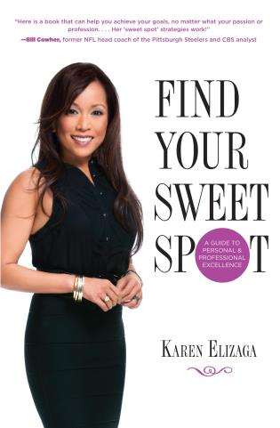 Cover image for the book Find Your Sweet Spot: A Guide To Personal And Professional Excellence