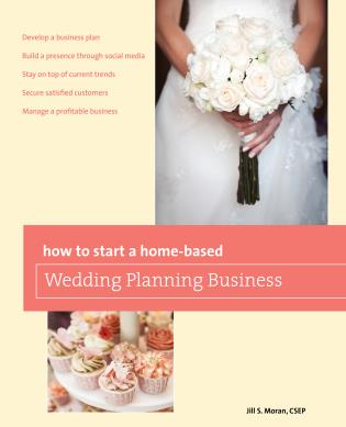 How To Start A Home Based Wedding Planning Business