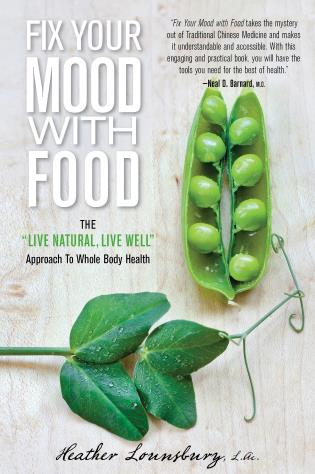 Cover image for the book Fix Your Mood with Food: The