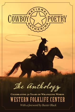 Cover image for the book National Cowboy Poetry Gathering: The Anthology