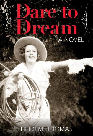 Cover image for the book Dare to Dream: A Novel, First Edition