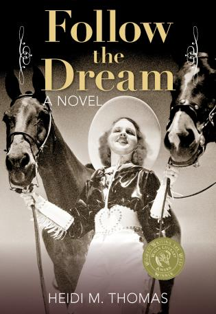 Cover image for the book Follow the Dream: A Novel, First Edition