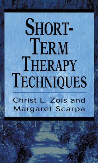 Cover image for the book Short-Term Therapy Techniques