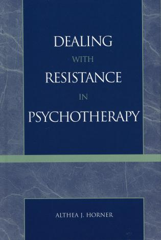 Cover image for the book Dealing with Resistance in Psychotherapy