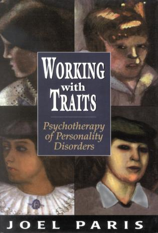 Cover image for the book Working with Traits: Psychotherapy of Personality Disorders