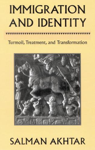 Cover image for the book Immigration and Identity: Turmoil, Treatment, and Transformation