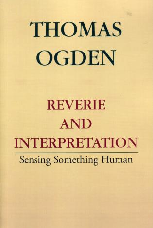 Cover image for the book Reverie and Interpretation