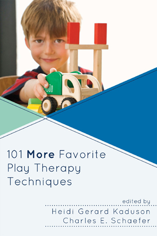 Cover image for the book 101 More Favorite Play Therapy Techniques
