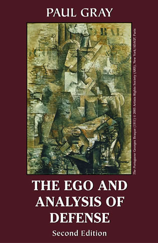 Cover image for the book The Ego and Analysis of Defense, Second Edition