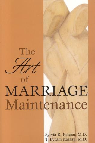 Cover image for the book The Art of Marriage Maintenance