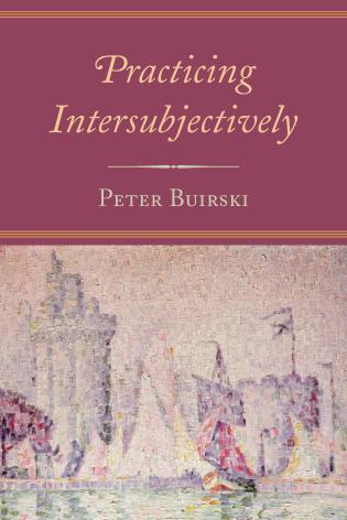 Cover image for the book Practicing Intersubjectively