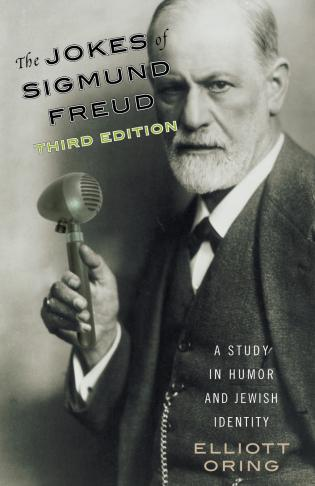 Cover image for the book The Jokes of Sigmund Freud: A Study in Humor and Jewish Identity, 3rd Edition