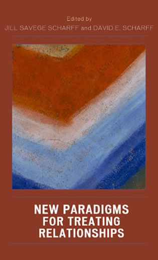 Cover image for the book New Paradigms for Treating Relationships