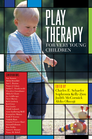 Cover image for the book Play Therapy for Very Young Children