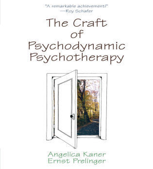 Cover image for the book The Craft of Psychodynamic Psychotherapy