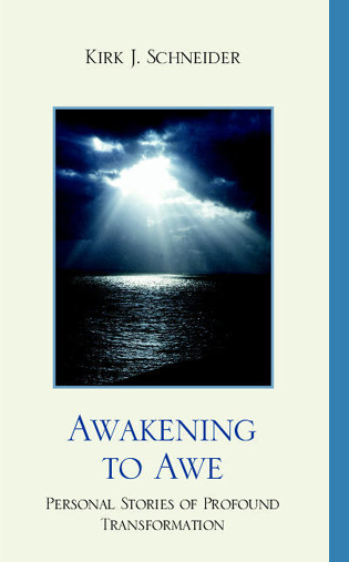 Cover image for the book Awakening to Awe: Personal Stories of Profound Transformation