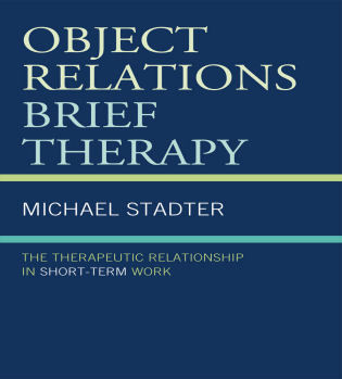 Cover image for the book Object Relations Brief Therapy: The Therapeutic Relationship in Short-Term Work