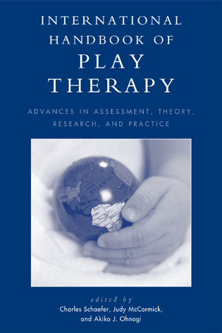 Cover image for the book International Handbook of Play Therapy: Advances in Assessment, Theory, Research and Practice