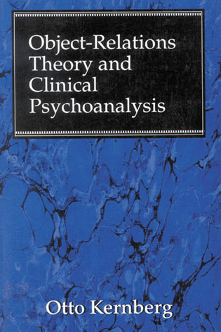 Cover image for the book Object Relations Theory and Clinical Psychoanalysis