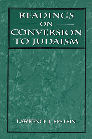 Cover image for the book Readings on Conversion to Judaism