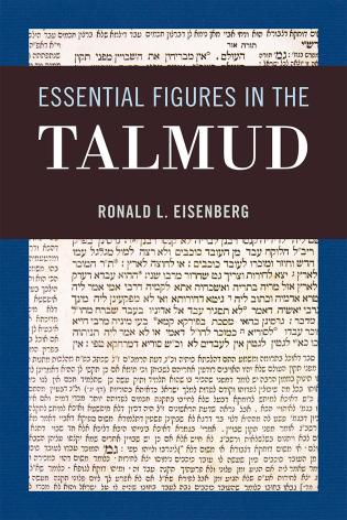 Cover image for the book Essential Figures in the Talmud