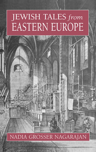Cover image for the book Jewish Tales from Eastern Europe