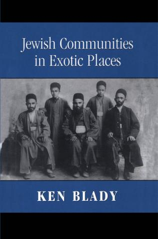 Cover image for the book Jewish Communities in Exotic Places