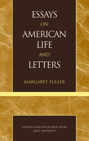 Cover image for the book Essays on American Life and Letters (Masterworks of Literature Series)