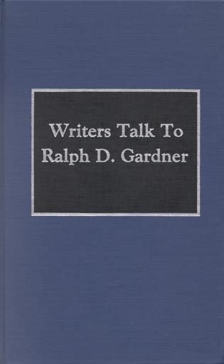 Cover image for the book Writers Talk to Ralph Gardner