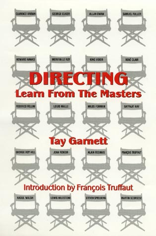 Cover image for the book Directing: Learn from the Masters