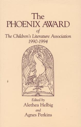 Cover image for the book The Phoenix Award of the Children's Literature Association, 1990-1994