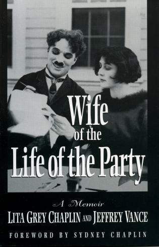 Cover image for the book Wife of the Life of the Party: A Memoir