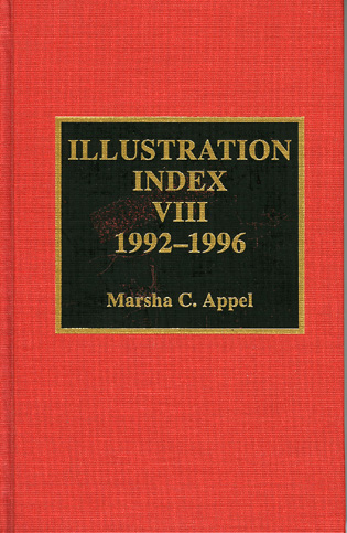 Cover image for the book Illustration Index VIII: 1992-1996