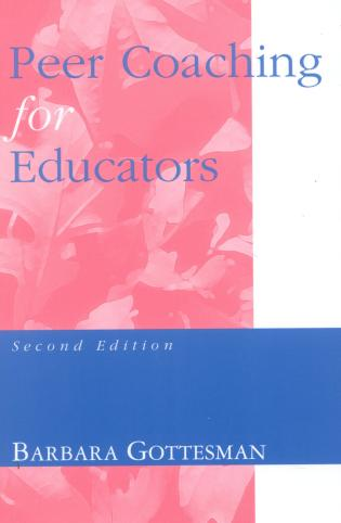 Cover image for the book Peer Coaching for Educators, 2nd Edition