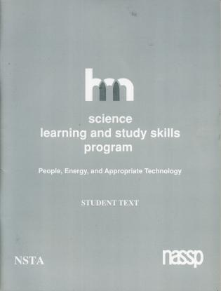 Cover image for the book Science: Student Text: hm Learning & Study Skills Program