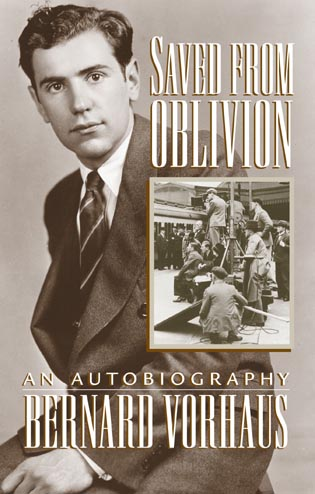 Cover image for the book Saved from Oblivion: An Autobiography