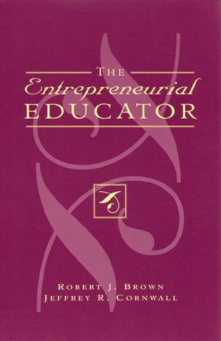 Cover image for the book The Entrepreneurial Educator