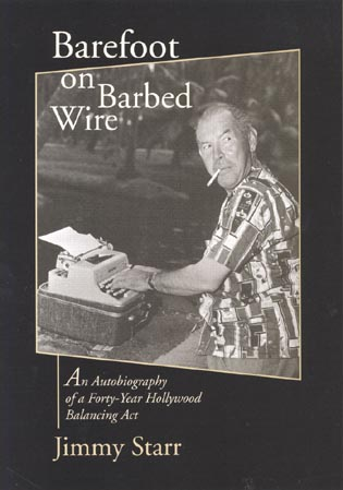 Cover image for the book Barefoot on Barbed Wire